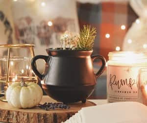 aesthetics, candle, and cozy image
