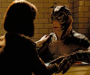 elisa, the shape of water, and love image