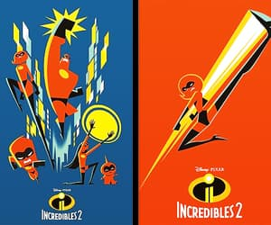 funny, cute, and the incredibles 2 image