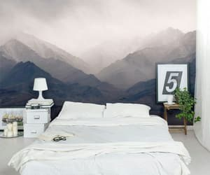 decor, room, and bed image
