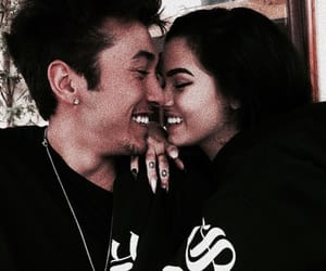 couple, Relationship, and maggie lindemann image