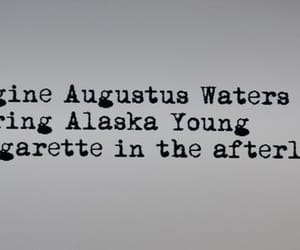 books, looking for alaska, and alaska young image