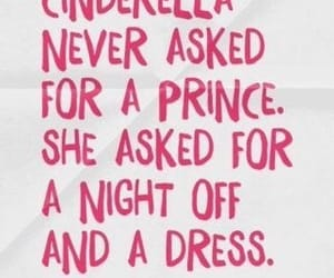 cinderella, quote, and fairytail image