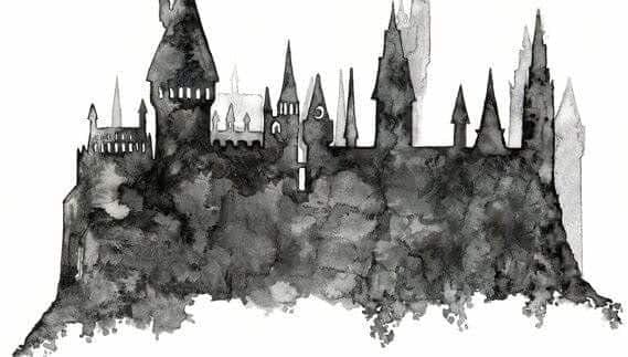 article, hogwarts, and harry potter image