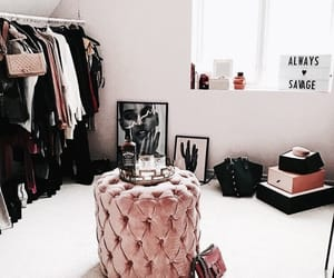 home and closet image