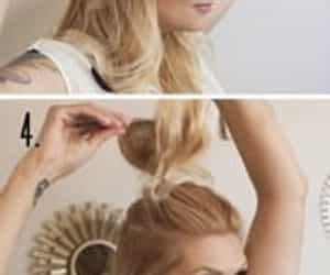 diy, hair, and ideas image