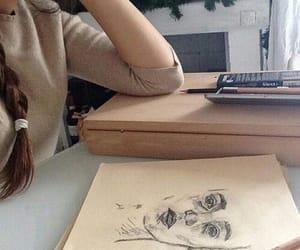 art, aesthetic, and beige image