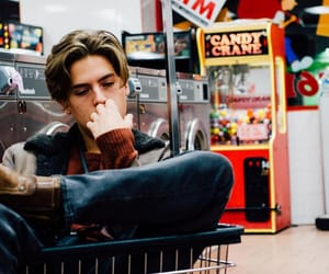 80s, cole sprouse, and 90s image