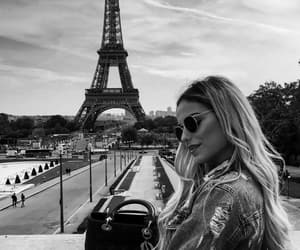 beauty, fashion, and france image