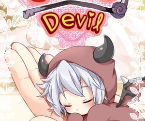 chibi, otome, and my cutie devil image