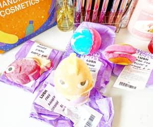 bath, easter, and lush cosmetics image