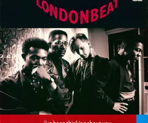 1990, music, and londonbeat image