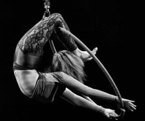 aerial hoop, circus, and flexible image