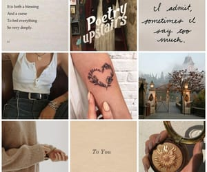 aesthetic, beige, and to you image