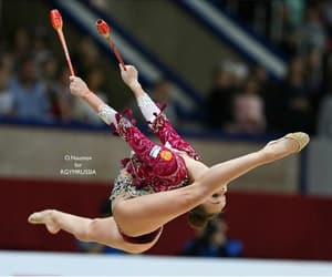 clubs, rhytmic gymnastic, and arina averina image