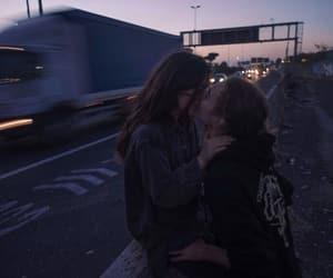 couple, us, and sunset image