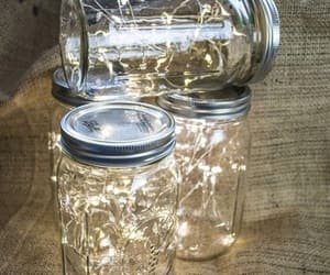 light and jar image