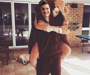 couple, manip, and selenagomez image
