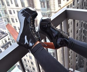 fashion, jeffrey campbell, and instagram image