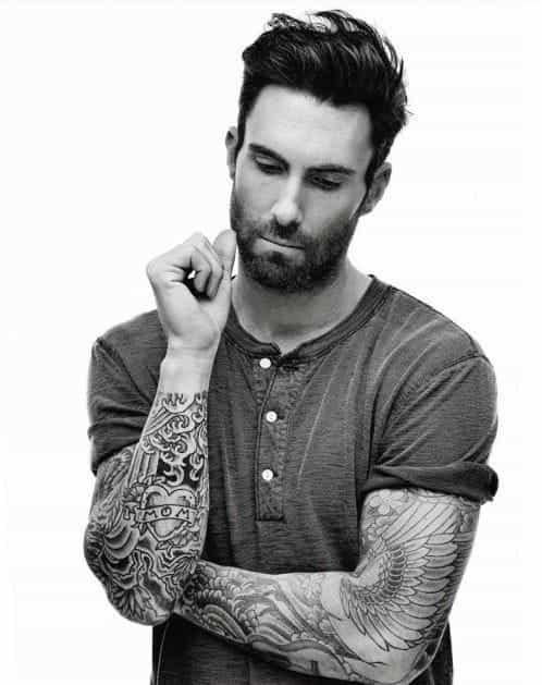 article, rock, and maroon 5 image