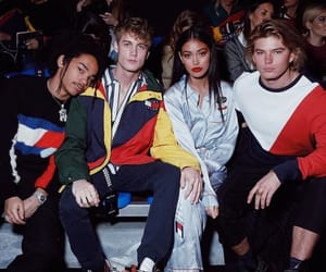 model, neels visser, and cindy kimberly image