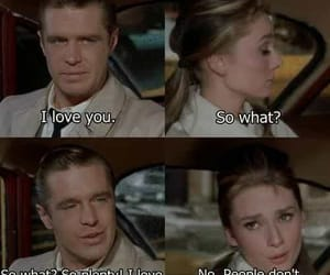love, Breakfast at Tiffany's, and quotes image