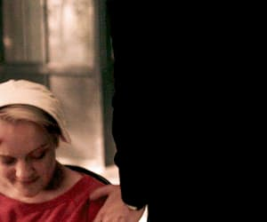 gif, tension, and elizabeth moss image