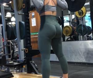 fitness, legday, and gym image