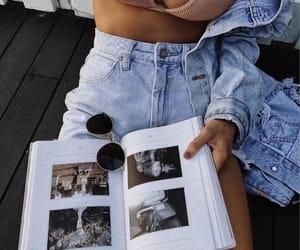 fashion, girl, and memories image