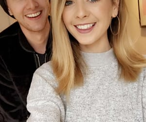 beautiful, goals, and zoe sugg image