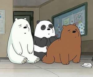 panda, polar, and pardo image