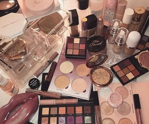 beauty, make up, and abh image