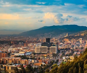 bogota and colombia image
