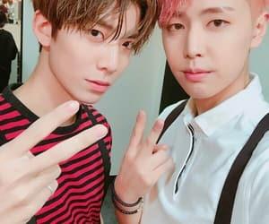 jaeyoon, hwiyoung, and sf9 image