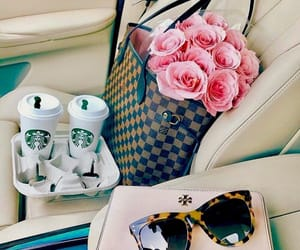 coffee, fashion, and designers image