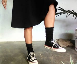 all star, asian fashion, and grunge image
