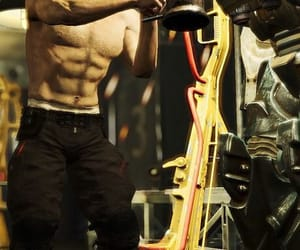 shirtless, bos, and fallout 4 image