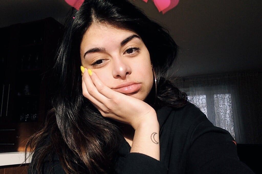 article, lush, and lip balm image