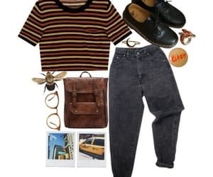 black shoes, fashion, and jeans image
