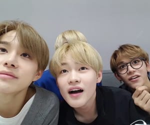 lucas, jisung, and jungwoo image