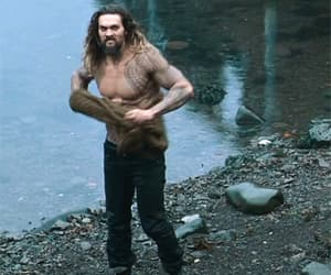 actor, funny face, and aquaman image