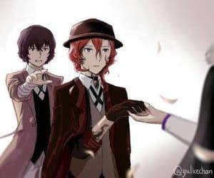 chuuya, dazai, and soukoku image