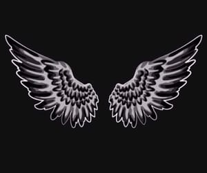 Angel Wings, justin bieber, and art image