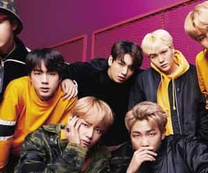 article, kpop, and bts image