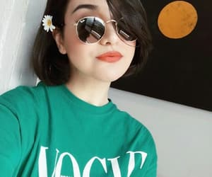 asia, green, and t-shirt image