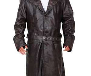 assassins, leather coat, and brown coat image