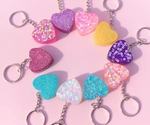 colorful, girly, and glitter image