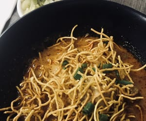 food, noodle, and photo image