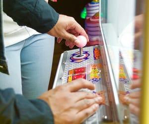 arcade, arcade games, and win image
