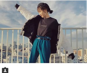 fashion, girl, and オシャレ image